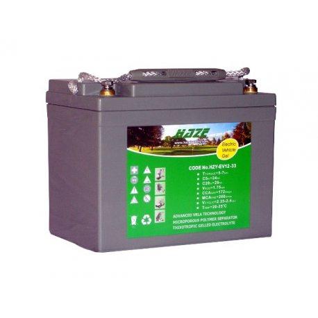 Akumulator HZY EV 12 - 33 Ah