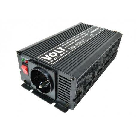 Przetwornica napięcia 12V 230V 300/600W
