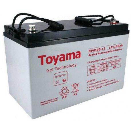 TOYAMA NPG 100 12V