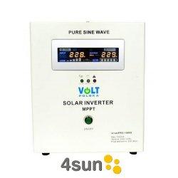 Przetwornica Solarna sinusPro S 1000W 12V/230V