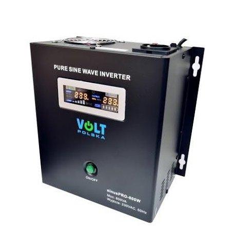 Przetwornica napięcia  sinusPRO W 12V/230V 500/800W
