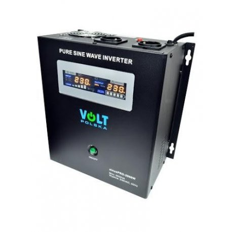 Przetwornica napięcia  sinusPRO W 24V/230V 1800/2500W