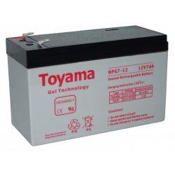 TOYAMA NPG 7 12V