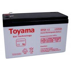 TOYAMA NPG 9 12V