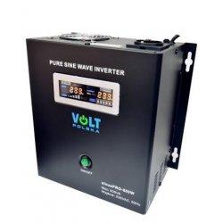 Przetwornica napięcia sinusPRO W 12V/230V 300/500W