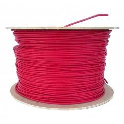 Kabel solarny 1x 4mm2 czerwony 500m