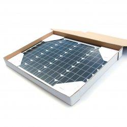 Uniwersalny zestaw zasilania solarnego Moc  50W