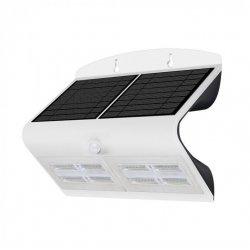 Lampa solarna LED V-TAC 7W 800lm biała