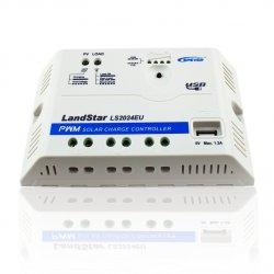 Regulator ładowania LS2024EU 20A USB