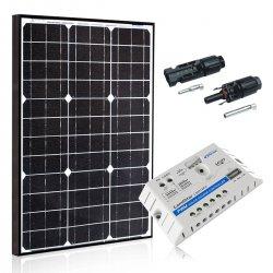 Bateria słoneczna 40W Maxx z regulatorem 5A