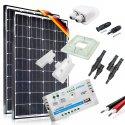 Zestaw zasilania solarnego do Kampera - Moc 200W