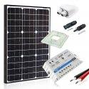 Zestaw zasilania solarnego do Kampera - Moc  50W