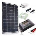 Zestaw zasilania solarnego do Kampera - Moc 130W Maxx MPPT