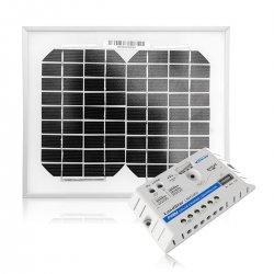 Bateria Słoneczna 5W Maxx z regulatorem 5A