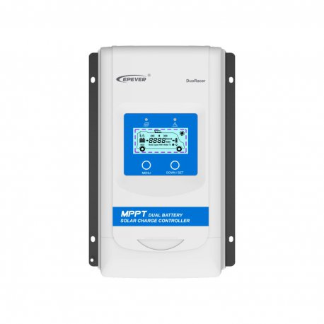 Regulator ładowania MPPT DUO Racer 20A – na 2 akumulatory