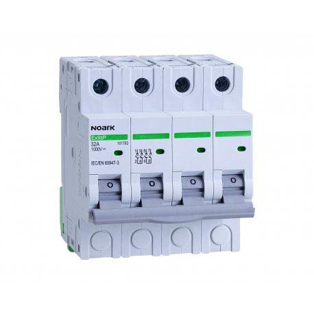 Rozłącznik izolacyjny Ex9IP 4P 32A